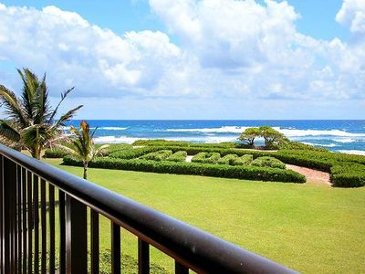 Photo for Kauai Beach Villas H-3: 2 BR / 2 BA condo in Lihue, Sleeps 6