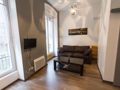 Photo for T2 furnished Lyon Saxe Gambetta metro center between Bellecour and Part Dieu