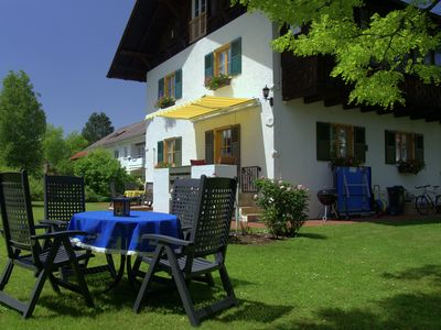 Photo for Four stars (F **** DTV) Apartment with Köngiscard in Füssen in the Allgäu