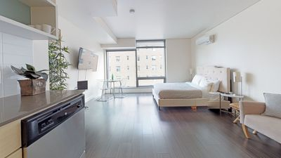 Photo for Luxury studio with rare modernity, fast wifi