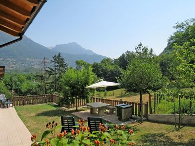 Photo for Nice apartment for 7 guests with WIFI, TV, balcony, pets allowed and parking