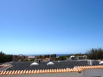 Photo for Bungalow with sea views 100m to the beach, large sun terrace