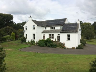 Photo for 4BR House Vacation Rental in Gatehouse of Fleet, Scotland