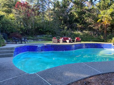 Photo for Secluded Family Estate Pool + In-Law