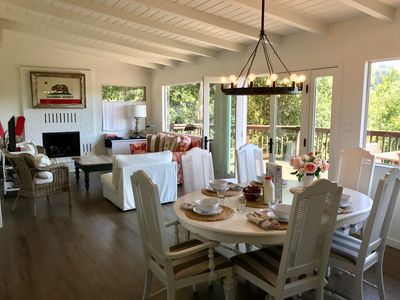 Photo for Healdsburg Hilltop Hideaway:  Sunny & Modern *Huge Views * Only 2 Miles To Plaza