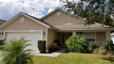 Photo for Two master suites with private bathrooms! 8 miles to Disney!