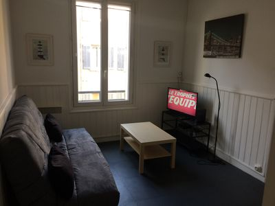Photo for Apartment T1 near Cours Julien