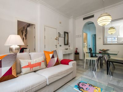 Photo for Great apartment in Seville city center