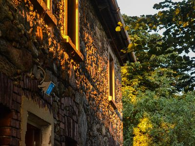 Photo for An old, characterful, stone house at the foot of Izery Mountains