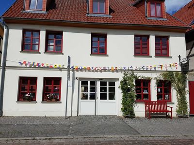 Photo for Apartment in the center of Malchow - apartment on the island in Malchow