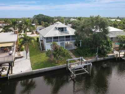 Popular Island Waterfront Vacation Home!