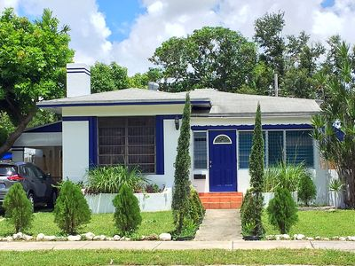 Photo for Mediterranean Style Cottage in Miami's Upper East Side