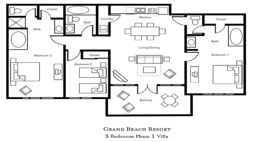 3 bedroom at grand beach resort in orlando lake buena - 3 bedroom resorts in orlando florida ...