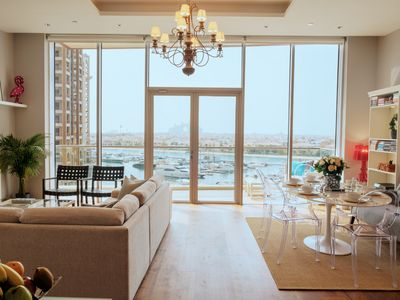 Photo for Impressive Luxury Apt with Sea Views from Every Room