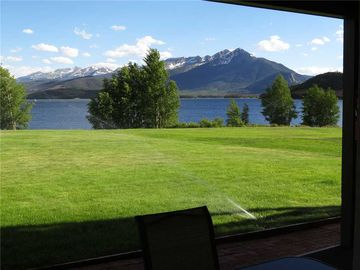 Condo On Lake Dillon   Family Friendly Ground Floor Unit With Unbelievable  Mountain And Lake Views