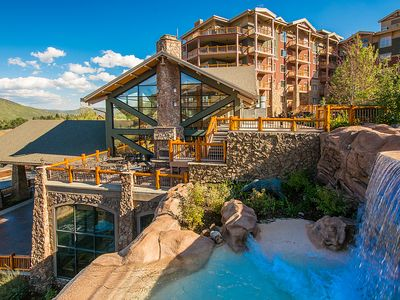 Photo for Ski The Canyons and PCMR-Enjoy Resort Style Living at Westgate-by PADZU