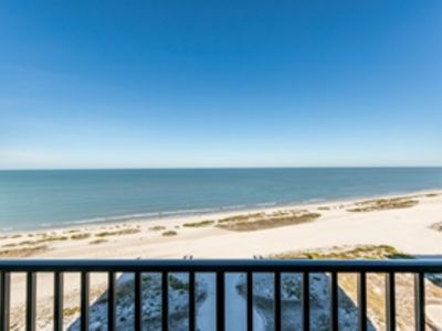 Photo for Sand Key - Clearwater Beach  Condo - Gulf front- Beach with Spectacular Views