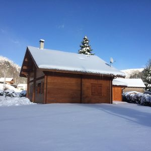 Photo for LUXURY COTTAGE WITH SAUNA & JACUZZI PRIVATE 2min from the ski slopes
