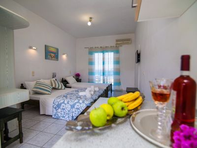 Photo for Fantastic property with the amazing sea view on Ionian Sea