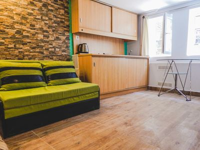Photo for Comfortable Studio in a Great Location-Apartment 1