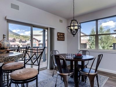 Photo for AMAZING Mountain Views, Luxury 3 story townhome