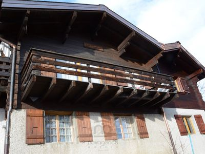 Photo for Small chalet in two floors with :First floor : entrance corridor with a big fridge, 1 bedroom with a