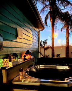 Photo for Tiki Turtle-Loves Dogs,Private HOT TUB! NO STAIRS,NETFLIX,PS4,Shared POOL