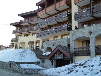 Photo for Apartment 5 places les Coches field of Plagne