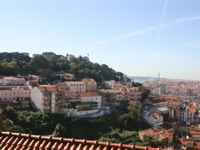 Photo for Friendly Rentals The Caracol da Graca Apartment in Lisbon
