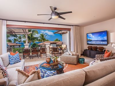Photo for Sun Splash C301 at Wailea Beach Villas - Ocean View Top Floor