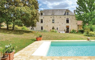 Photo for 7 bedroom accommodation in Les Verchers sur Layon
