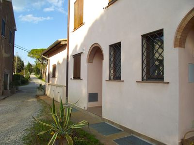 Photo for Capalbio-Retreat. Charming apartment for 6 people near the sea