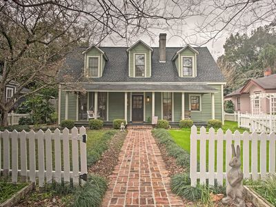 Photo for NEW! Quaint Thomasville Home w/ Yard-Walk to Town!