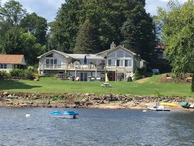 Beautiful Lakeside Retreat on the Great Sacandaga Lake