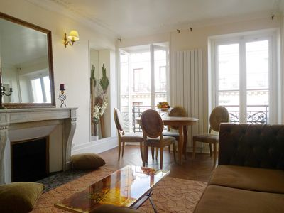 Photo for Rare 2BR in the Very Heart of the Latin Quarter