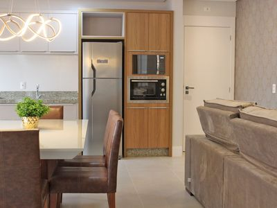 Photo for Beautiful and cozy apartment in Bombas Beach