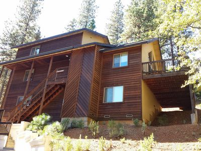 Photo for Newer Luxury Cabin In Blue Lake Springs