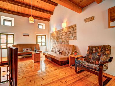 Photo for Vacation home Motovun house II  in Motovun, Istria - 5 persons, 2 bedrooms