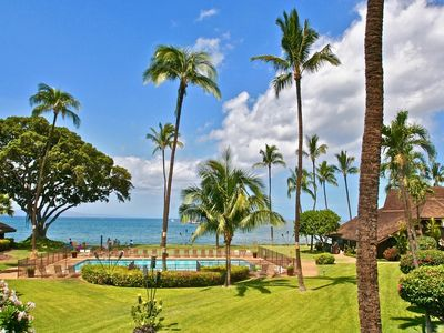 Photo for Ma'alaea Surf, Unit F5 - Bedroom Oceanfront Condo, Amazing Views