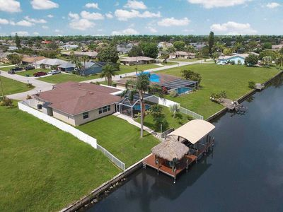 Photo for 43% OFF! - SWFL Rentals - Villa Aleena - Spacious Pool Home on Intersecting Canals