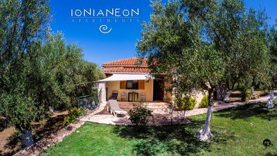 Photo for Idyllic gem, surrounded by olive groves, close to the sea.