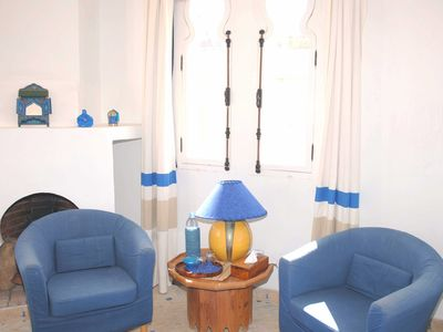 Photo for Charming riad bathed in light in the Medina: Wi-Fi, comfort and staff
