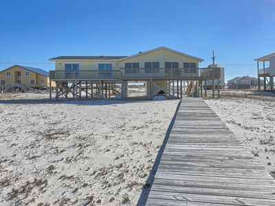 Photo for Best of Both Worlds Gulf Shores Waterfront Vacation House Rental - Meyer Vacation Rentals
