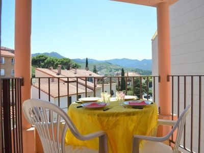 Photo for Apartment Banyuls-sur-Mer, 1 room, 6 persons