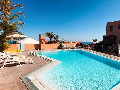 Photo for Vacation home Morro Golf 4 in Gran Canaria/Maspalomas - 4 persons, 2 bedrooms