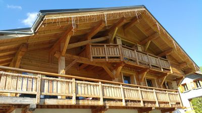 Photo for Beautiful mountain chalet 4 stars, Saint Sorlin d'arves 8/10 pers