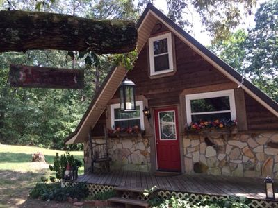 Photo for Fabulous Fairytale Cottage in Chickamauga, GA