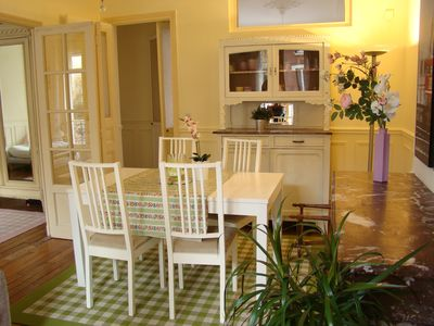 Photo for Superb apartment located in a detached house