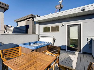 Photo for The Highland Square Experience Lohi Townhome With Hot Tub