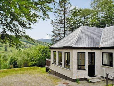Photo for 2 bedroom property in Acharacle. Pet friendly.